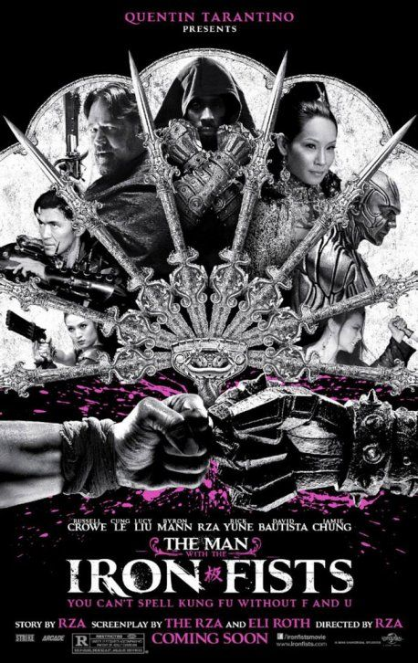 Bande annonce The Man with the Iron Fists réalisé par RZA - http://www.kdbuzz.com/?bande-annonce-the-man-with-the-iron-fists-realise-par-rza