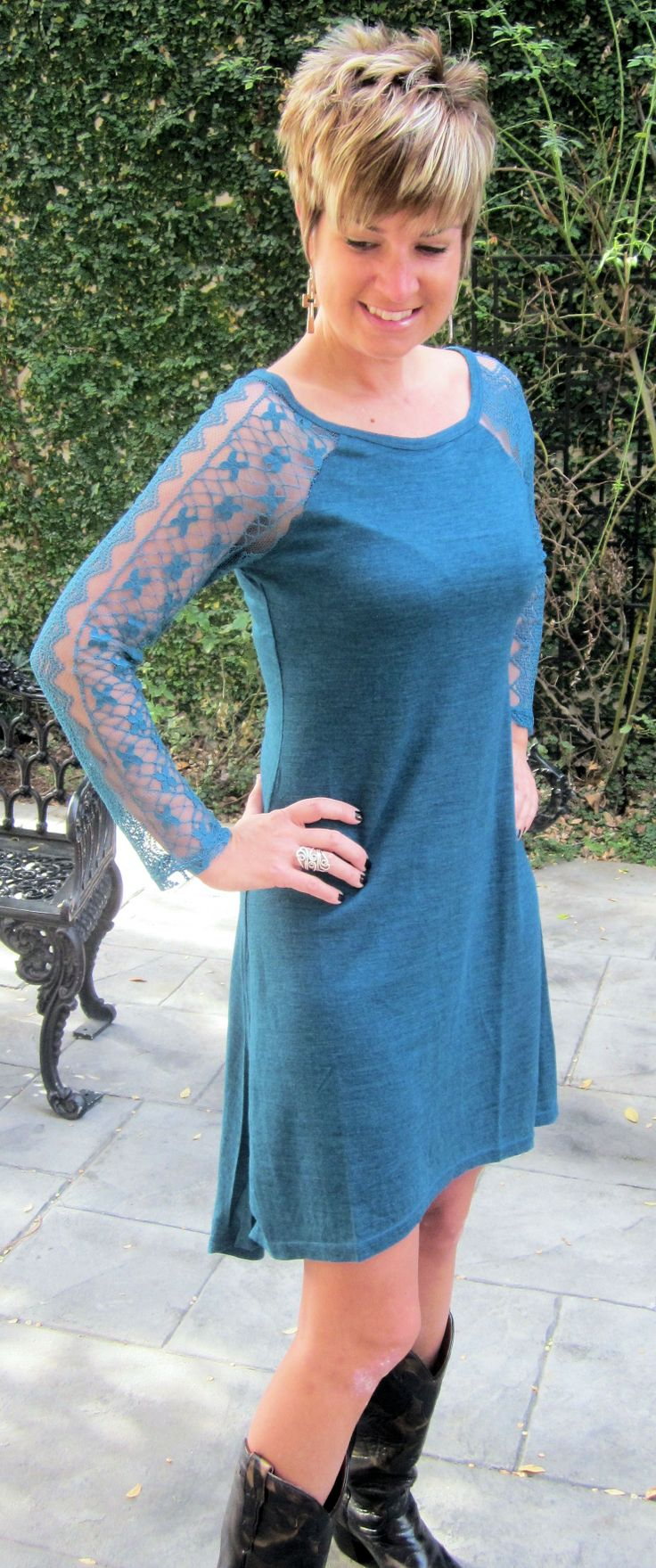 COUNTRY CONCERT DRESS!!$38  WWW.WHYNOTHAUTEPINK.COM - wish I were thin & evenly proportioned enough to pull this off...