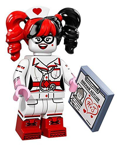 Minifigure comes as pictured...