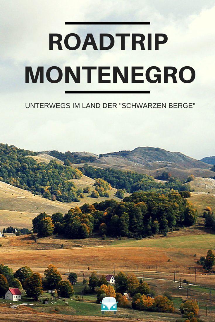 Roadtrip Montenegro. In dem Artikel gebe ich euch Tipps für eine Tour mit dem eigenen Auto durch ein wunderschönes Land, vorbei an traumhaften Bergkulissen.