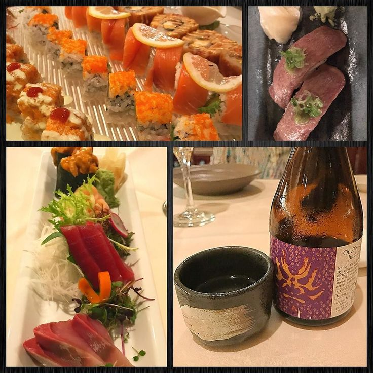 One Ten Purple Junmai sake sea urchins and Waygu Beef Nigiri! #lifeisbeautiful #sushi #sake #wine#wein #wijn . . . #somm #sommelier #instawine #winestagram #κρασί #вино #ワイン #红酒 #vin #viño #vino #vinho #sashimi #seaurchin #umi #tunasushi #waygubeef @nakatoatlanta #