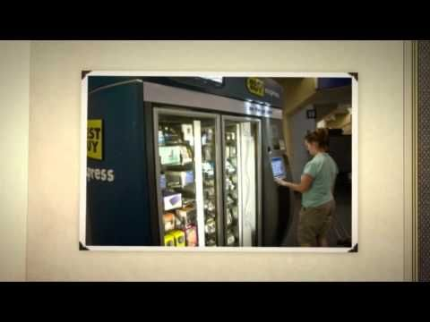 Vending Machine Business