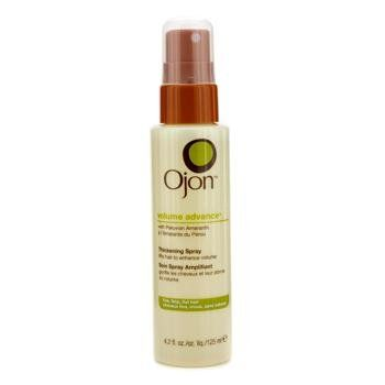 Ojon - Volume Advance Thickening Spray (For Fine, Limp, Flat Hair) - 125ml/4.2oz.: Amazon.co.uk: Health & Personal Care