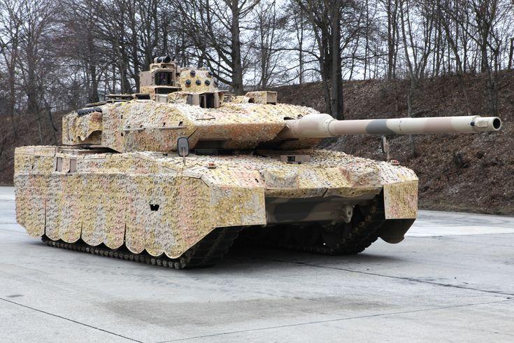 Leopard 2A7 | Leopard_2A7_mit_Barracuda_Mobile_Camo.jpg