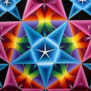 Kaleidoscoop.