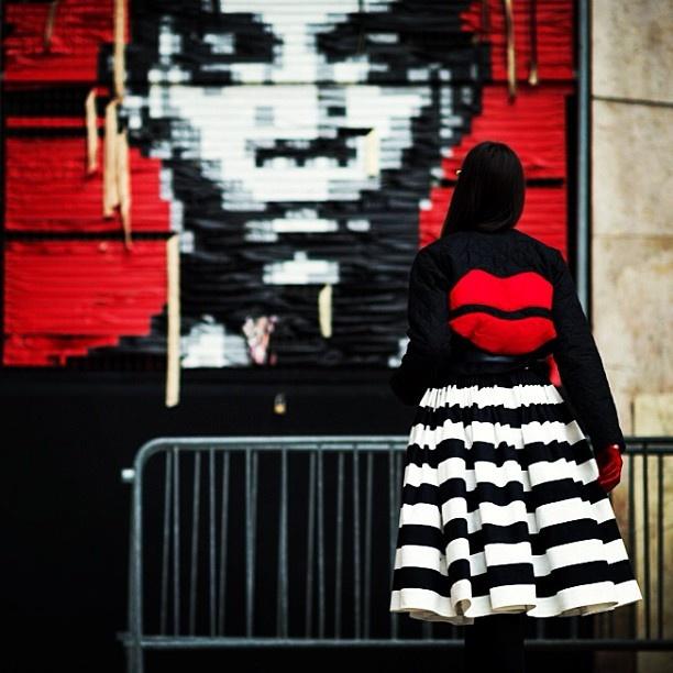 @Paris Fashion Weel