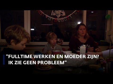 Nieuwsuur: portret van 3 fulltime buitenshuis werkende moeders - Het Moederfront