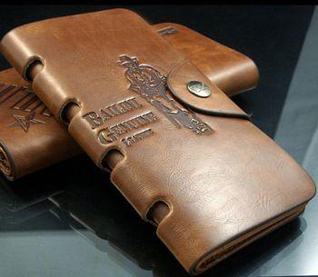Кожаные кошельки мужские. Выбираем мужской кошелек из кожи на aliexpress.ua