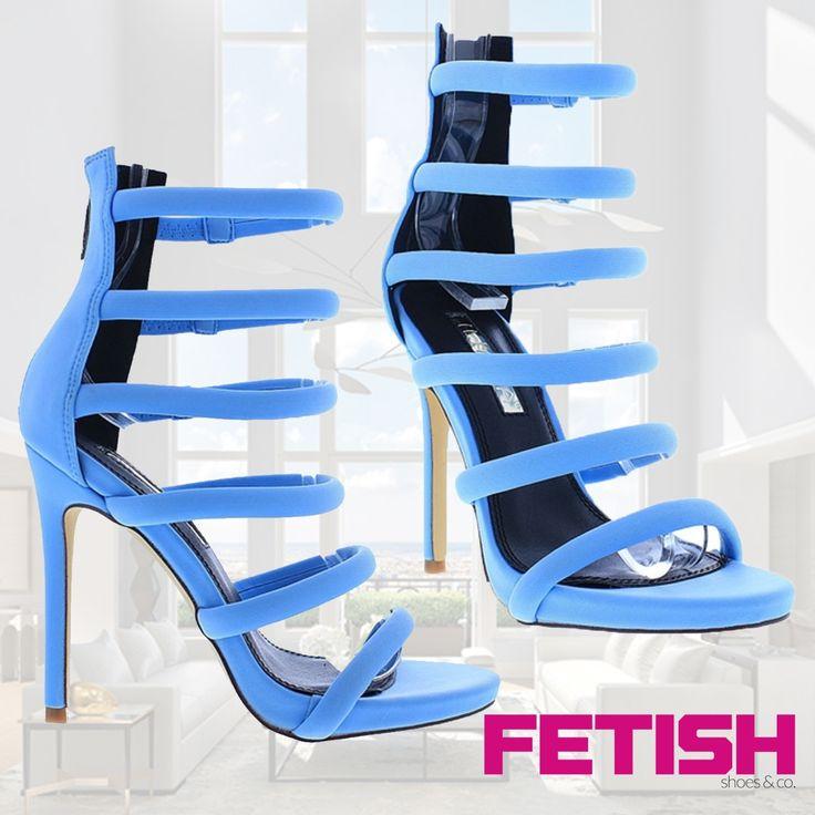 KIMMY (BLUE) | Fetish shoes | Shop it here: https://www.spreesy.com/fetishshoes/18