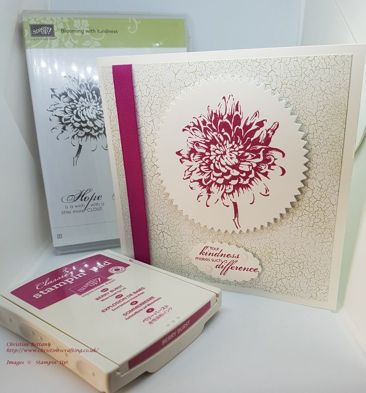 The Joy of Sets Challenge Blog #jos004 – Christine's Crafting by Christine Bettany