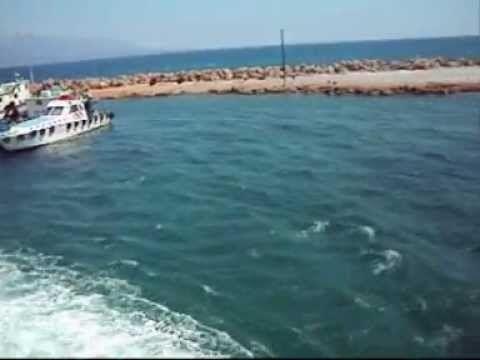 Отдых в Греции.   Остров Элафонисос.