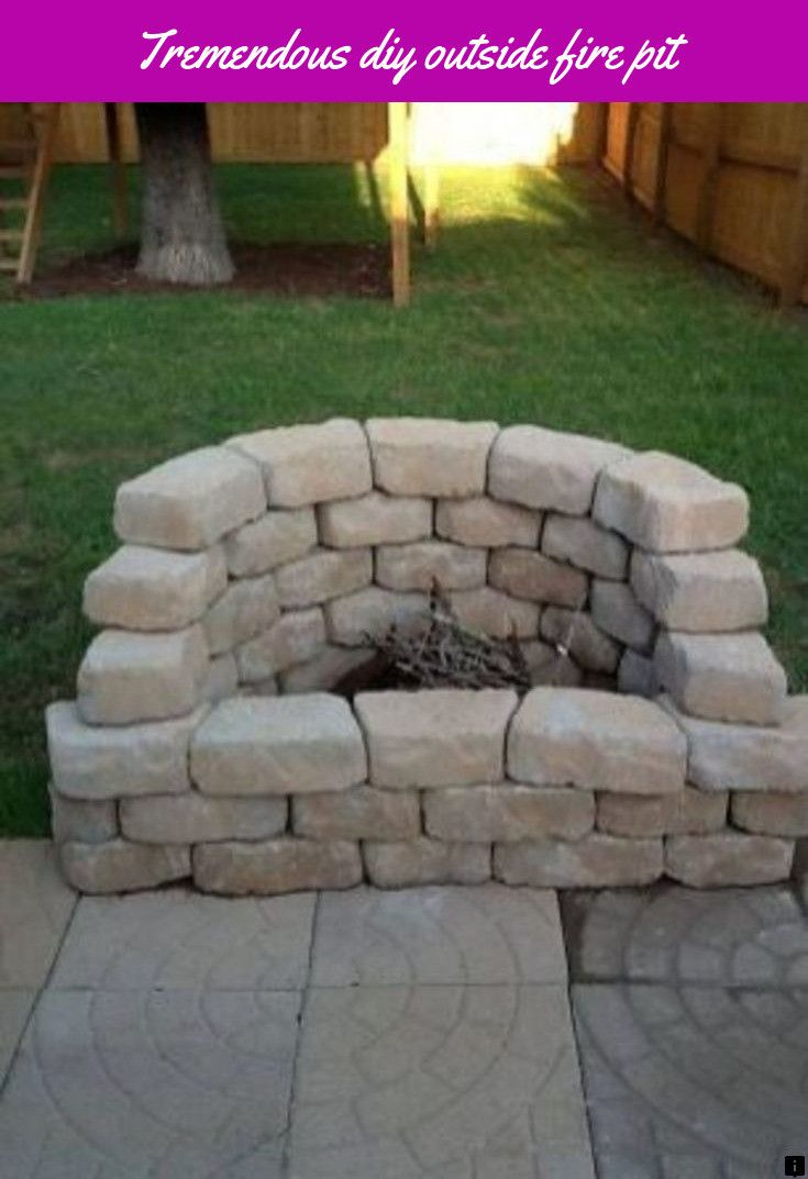 Read information on diy outside fire pit simply click here to read