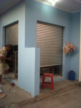 Pusat Rolling Door Termurah - ROLLING DOOR