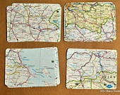 map cards