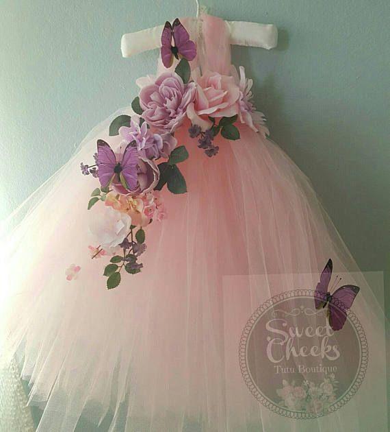 Pink Fairy Lavender fairy pink flower girl fairy princess