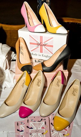 Yull Shoes S/S 13 shoe designs, Colville and Chartwell shoes