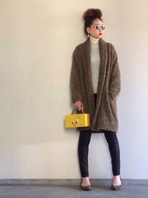 ISABEL MARANT ETOILEのジャケット/アウターを使ったYukie♡iのコーディネートです。WEARはモデル・俳優・ショップスタッフなどの着こなしをチェックできるファッションコーディネートサイトです。