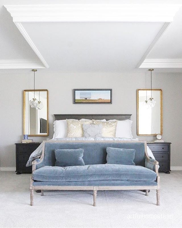 Taupe And Blue Bedroom Bedroom Makeover Minimalist Bedroom Blue Bedroom Side Tables: House Color Schemes, Calming Bedroom Colors And