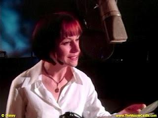 """Susan Egan played Belle in the original Broadway production of """"Beauty and the Beast"""" and went on to voice Meg in Disney's """"Hercules."""" Part two of my interview with her is at http://www.themousecastle.com/2012/08/susan-egan-belle-meg-glamour-and-goop.html."""
