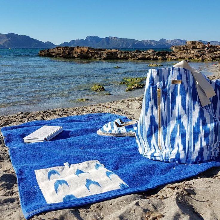 ¡Vamos a la playa! Participa en nuestro #sorteo y consigue nuestro nuevo bolso 'Petate' para este #verano, un accesorio donde podrás llevar todo lo que necesitas para disfrutar de los días de #playa. . Sigue estos pasos para participar: . 💙 1. Tienes que ser seguidor de @TeixitsVicens en Instagram. 💙 2. Haz regram de esta imagen usando el Hashtag: #TeixitsVicens. . Sorteo abierto a nivel mundial. Tienes hasta el 31 de julio para participar y recuerda que tu cuenta debe ser pública para que…