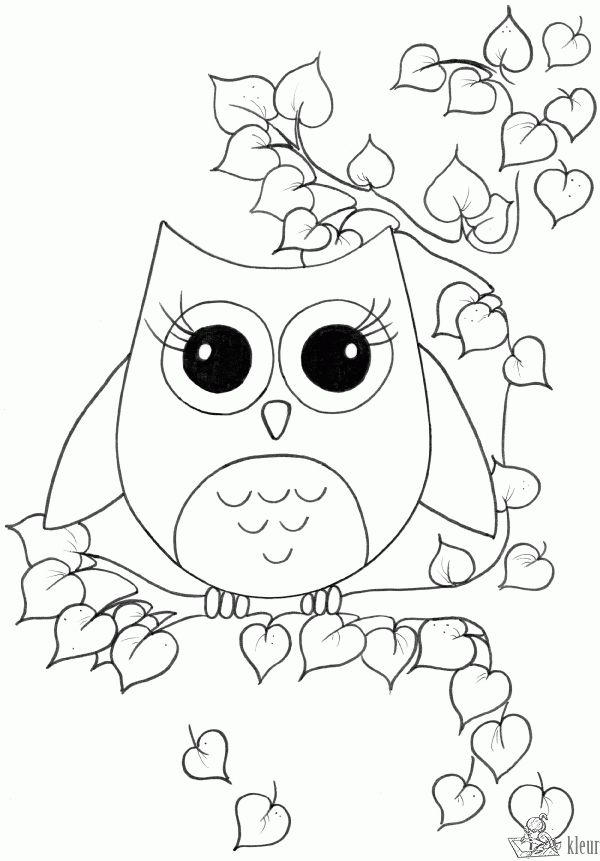 17 beste afbeeldingen over winter klas op pinterest for Cute coloring pages of owls