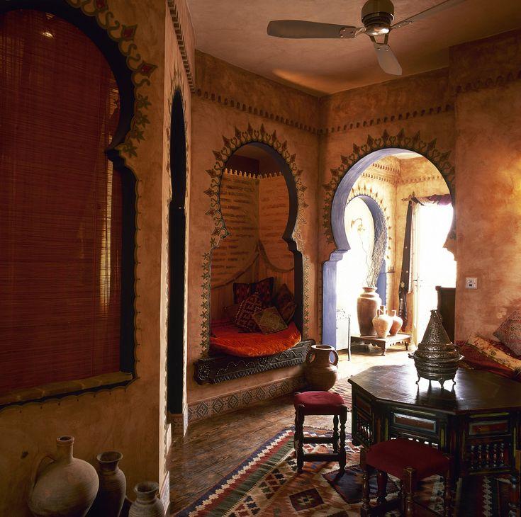 Марокканский стиль Марокканский стиль - это, прежде всего сочетание арабских, африканских и средизем�...  #марокканскийстиль #национальныйстиль #стиль