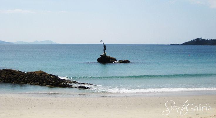 Playa de Silgar en #Sanxenxo #RíasBaixas #Galicia #GaliciaCalidade #SienteGalicia