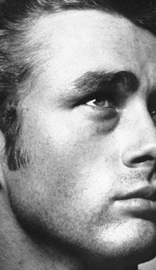 """""""Only the gentle are ever really strong"""". - James Dean"""
