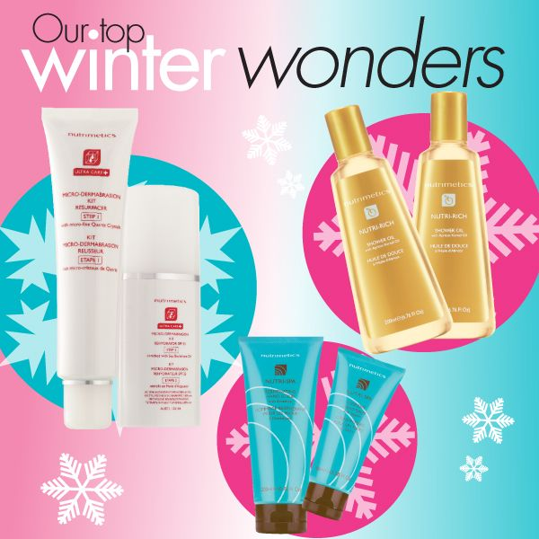 Our top winter wonders to keep your skin luminous, hydrated and fresh this winter! Find it here: https://www.nutrimetics.com.au/portal/Home.aspx