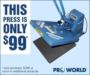 Looking for a heat press? This is a great deal!!! Take your Silhouette or Cricut business to the next level.