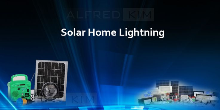 Where there is no/ inadequate power supplies,#Solar #Home #Lightning helps to generate power and showing paths in highways, villages and even traffic signals