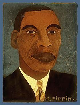 Self-Portrait - Horace Pippin