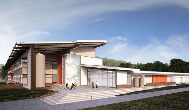 Smithsonian Environmental Research Center - Mathias Laboratory Expansion
