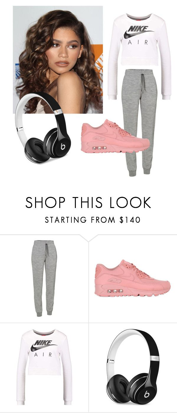 """""""Zendayas kick back"""" by tago-designs ❤ liked on Polyvore featuring Coleman, Icebreaker, NIKE and Beats by Dr. Dre"""