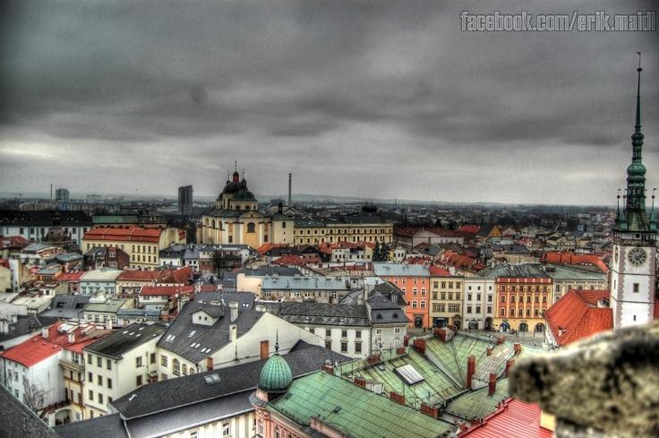 my city, Olomouc
