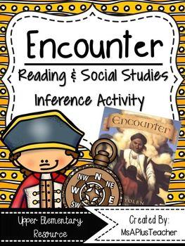 encounter by jane yolen writing activities