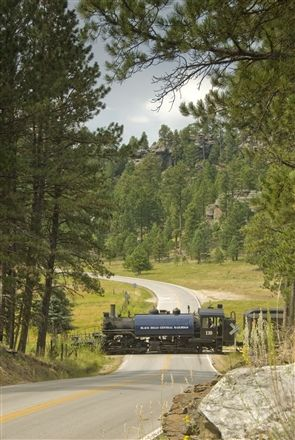 1880 Train is a great family adventure. Unique way to view the back country of the Black Hills.