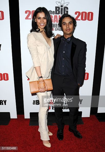 actor-kunal-nayyar-and-wife-neha-kapur-attend-the-big-bang-theory-picture-id511500488 (410×594)