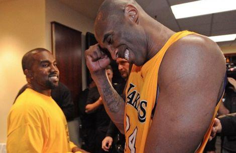 """Kanye West is selling his """"I Feel Like Kobe"""" shirts"""