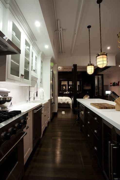 17 Best Images About Two Tone Shaker Kitchen Cabinets On