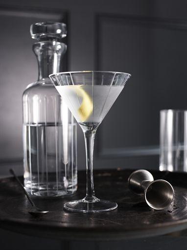 Neptune Mayfair Martini Glasses, set of 2 | Glassware