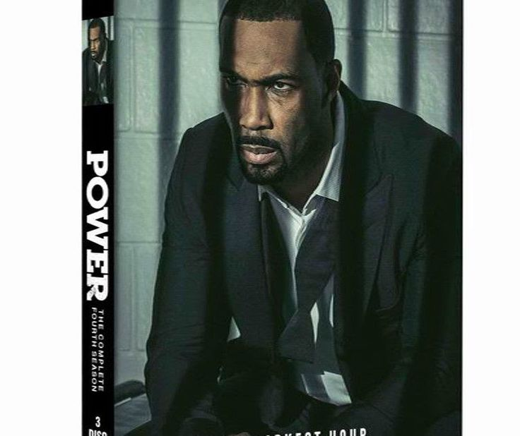 Power Season 4 (DVD 2017 3-Disc Set) US seller