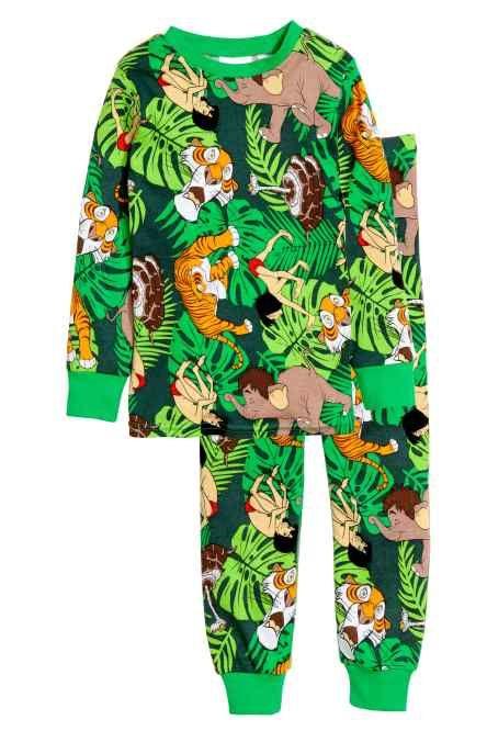 ジャージーパジャマ