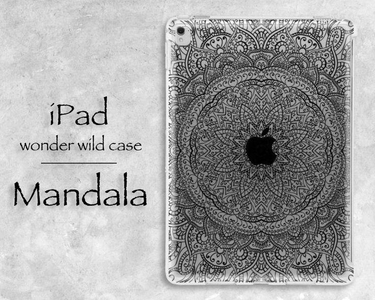 iPad affaire Mandala iPad mini étui iPad air 2 par WonderWildCase