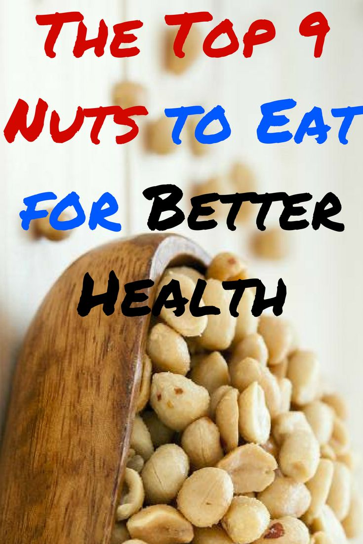 Many studies have shown that nuts have a number of health benefits, especially in regards to reducing risk factors for heart disease.This article discusses different types of nuts and evidence of their health benefits.