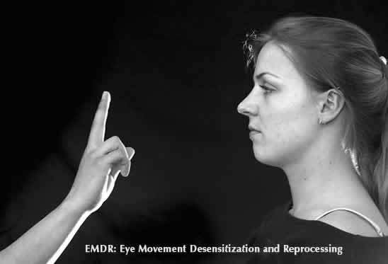 EMDR Therapy - sit in on a session where it was introduced to a client.  We will be doing it in the next session.  I am very excited to see it in action.  JO