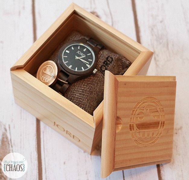Jord Natural Wood Watches, watches made from the finest wood from around the world.