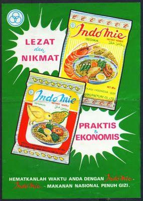 "Awal berdirinya ""Indomie"", 1970 an"