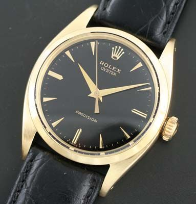 Solid gold Rolex Oyster, stunning vintage watch - Used and Vintage Watches for Sale