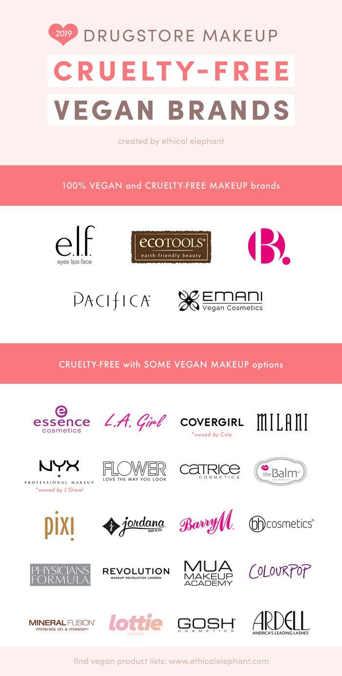 Cruelty Free Vegan Makeup Affordable Drugstore Brands 2021 Cruelty Free Makeup Brands Vegan Makeup Cruelty Free Makeup Vegan